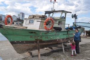 Lord Robins yacht