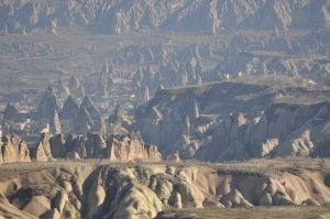 goreme national park cappadocia