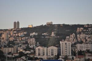 Haifa from port