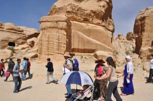 The Djinn blocks, Petra