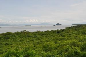 View of lake Abaya