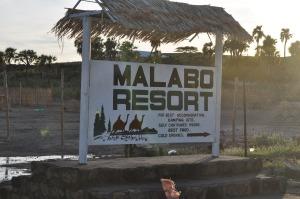 Malabo Resort, great resort next to Loiyangalani