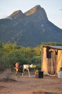 Samburu dawn