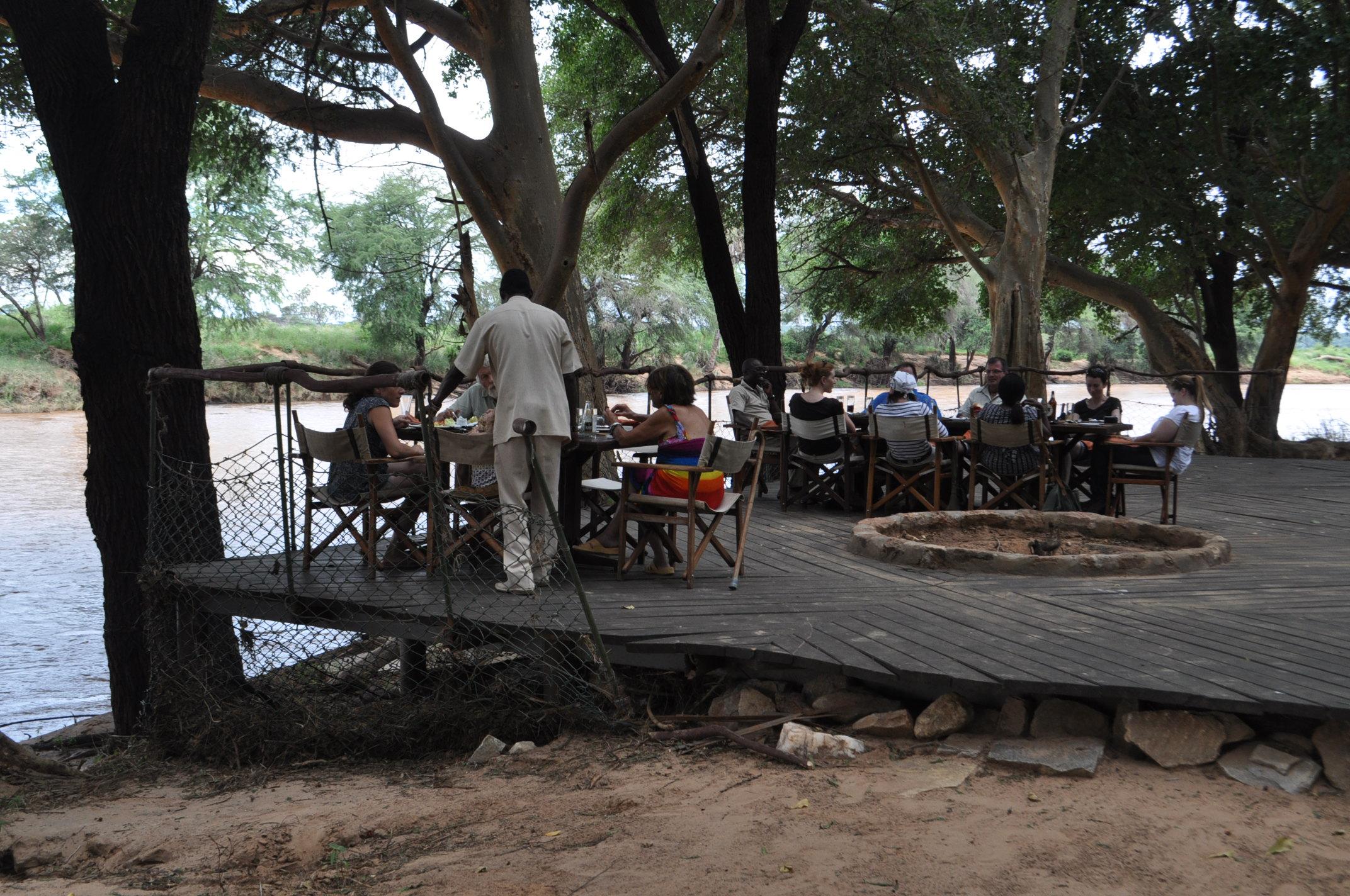Larsens Camp, Simply Breath Taking In Samburu National