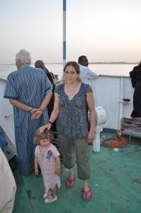 Nicky Lily ferry