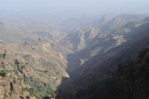 Simian Mountains