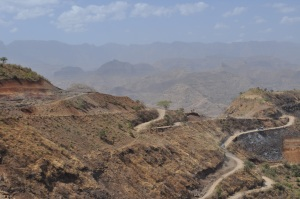 Bad road to Axum