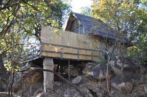 Safari Beach Lodge Chalets