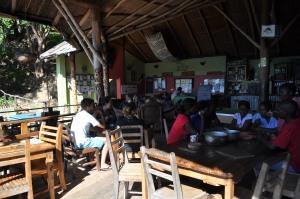 Mayoke Village bar