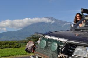 Nicky and Mount Meru
