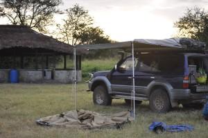 Dik Dik campsite, Serengeti