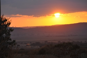 Ruaha National Park Sunset
