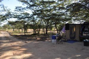Old Farm Campsite