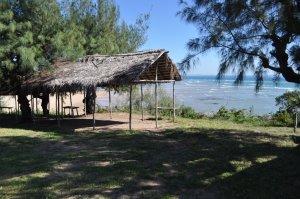 Camp site, Light House Inhambane, Barra
