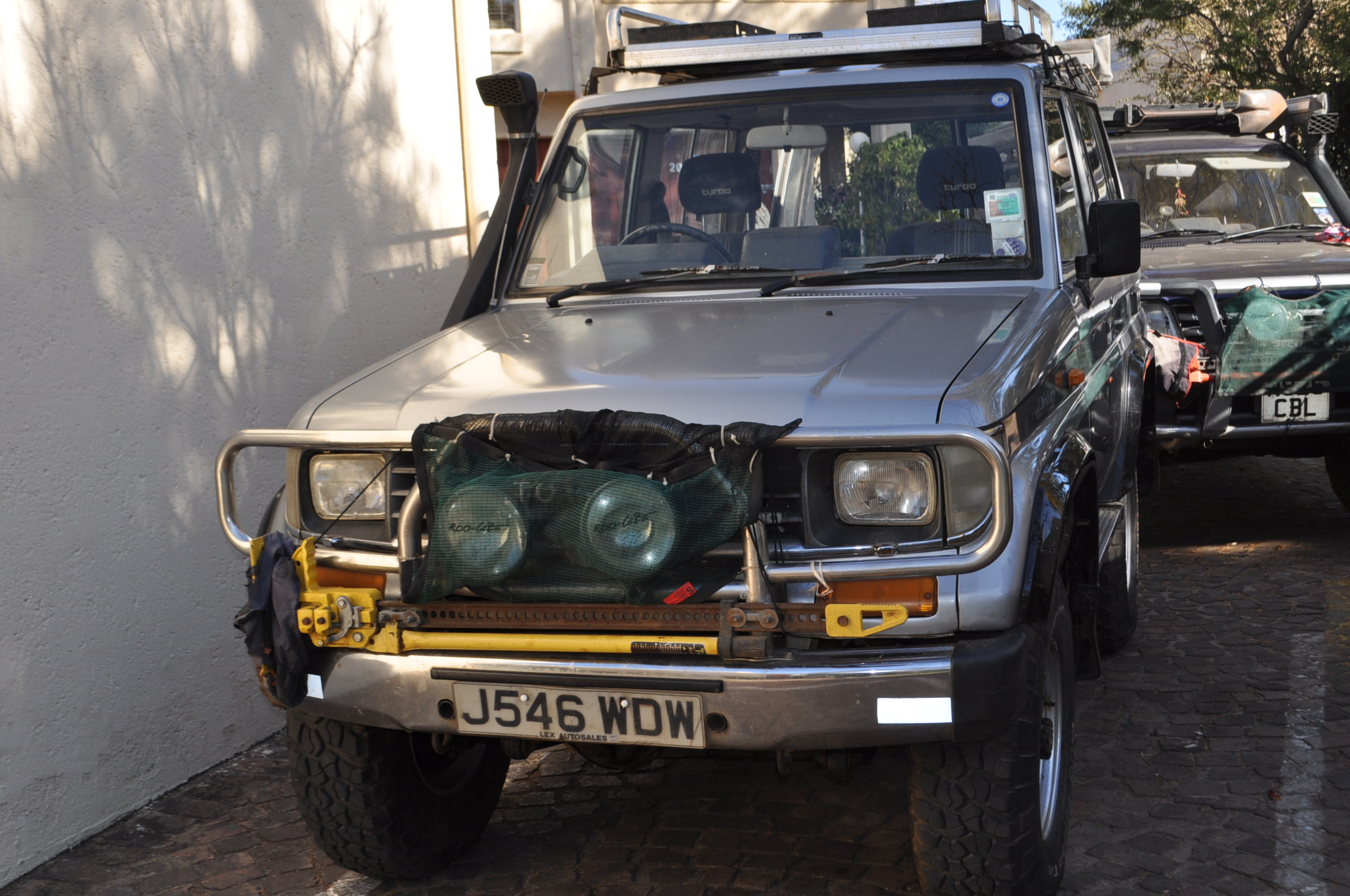 Shorty s back the toyota land cruiser swb armed with x5 bfg mt s