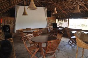 Bush Camp restaurant