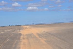 Chalbi Desert, north Kenya