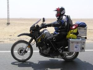 Lodie Sinai Desert crossing