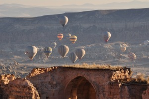 Balloons takaev cappadocia