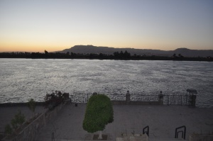 Nile at Luxore