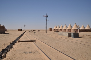 Station 5 Nubian Desert